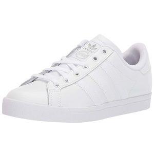 ADIDAS white tennis sneaker